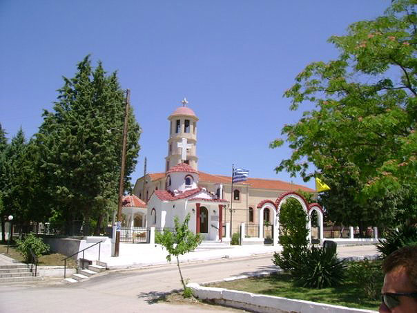 Church of Kastanies