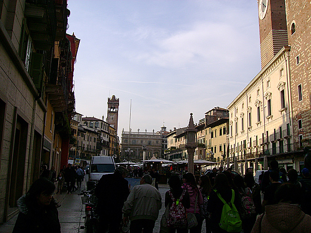 Marketplace of Verona