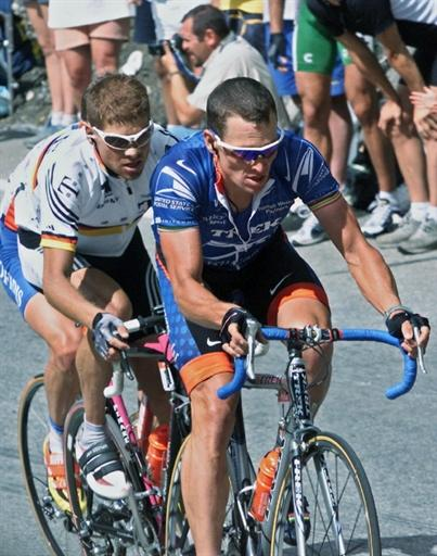 Lance Armstrong vs Jan Ullrich