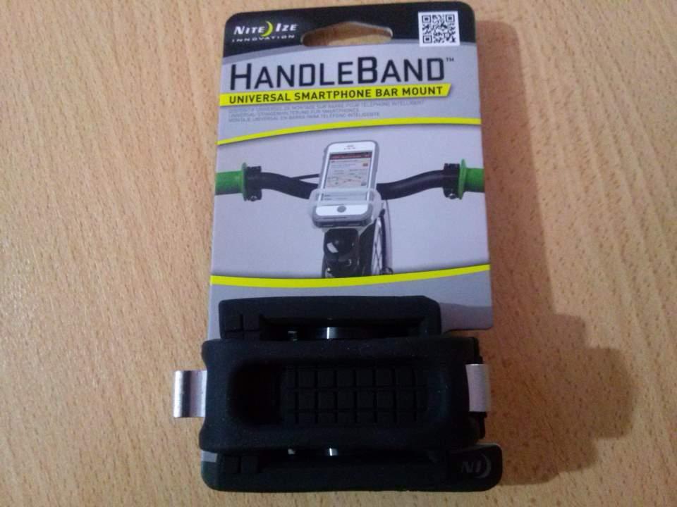 Nite Ize Handleband-Universal smartphone mount