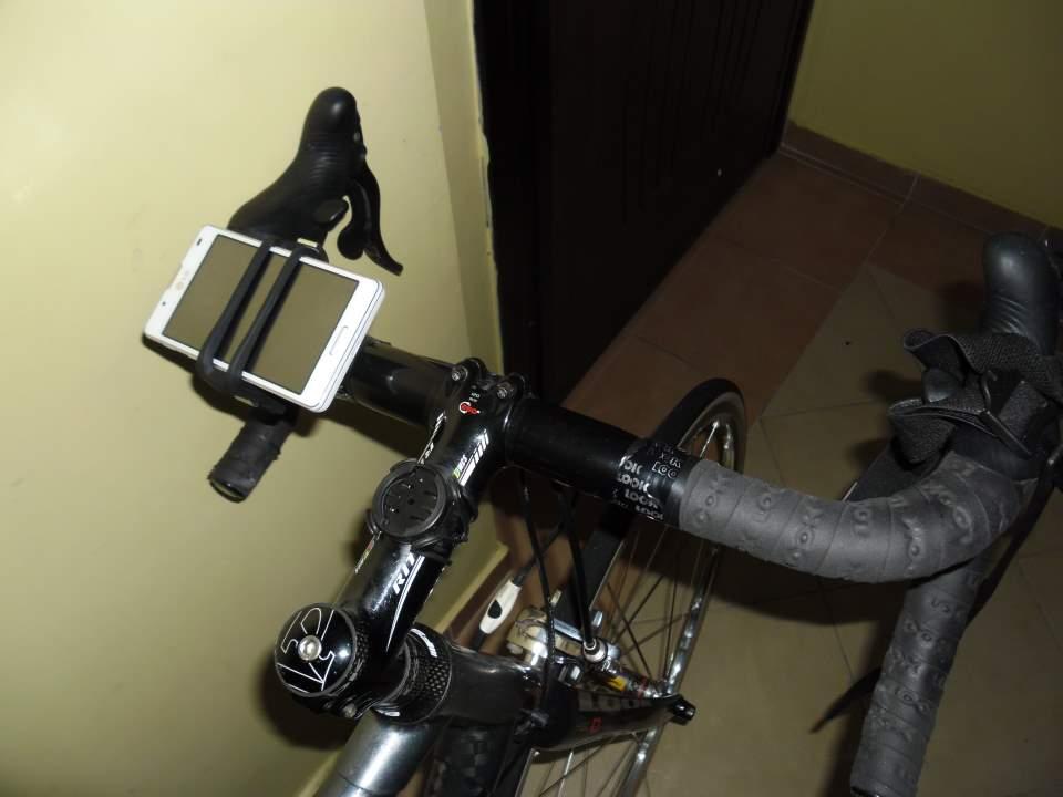 Nite Ize Handleband-Universal smartphone mount - ready to go