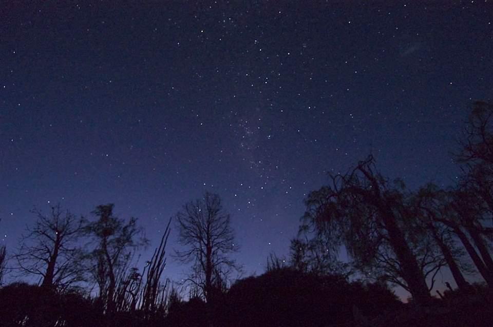 Gece gökyüzü