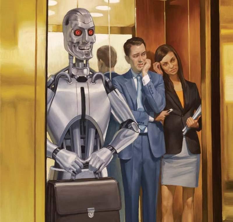 Robot (Roberto Parada)