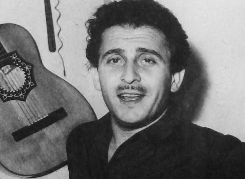 Domenico Modugno - writer of Tu si na cosa grande