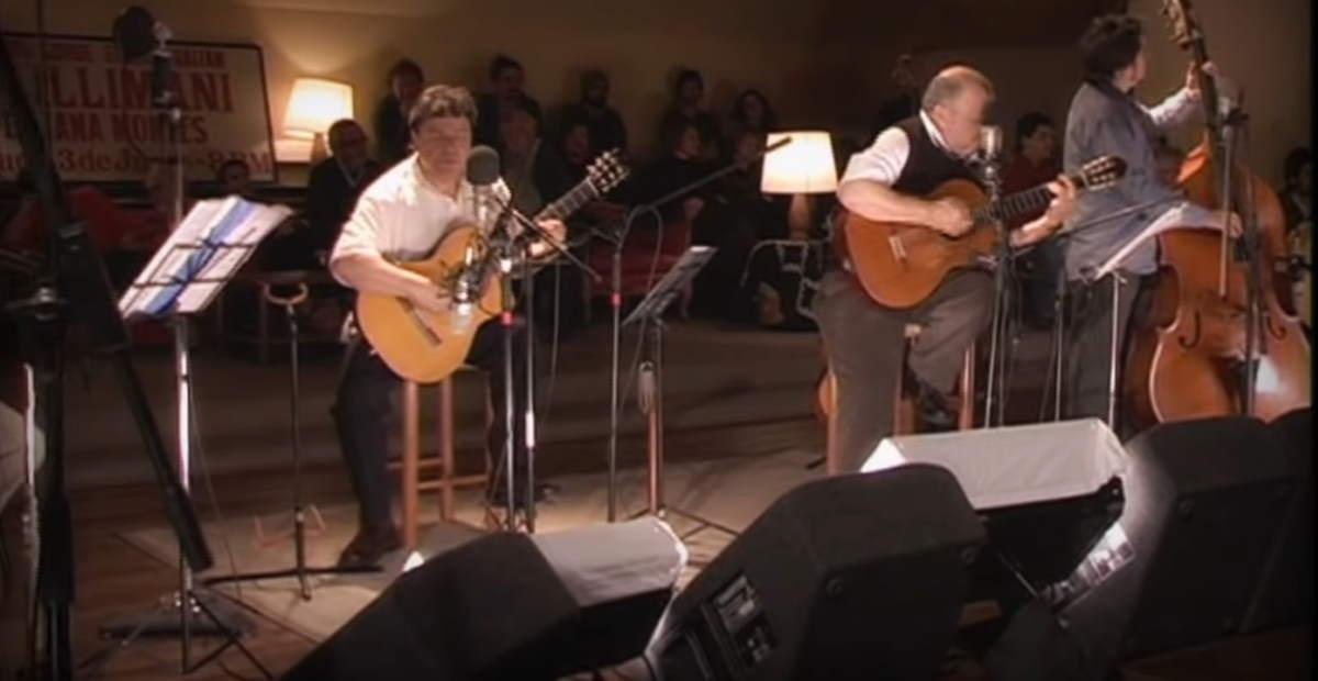 Inti Illimani Histórico performs Llanto de Luna