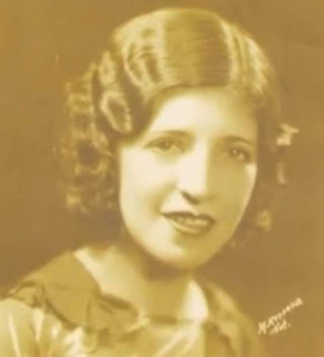 María Teresa Lara composer of Piensa en mi