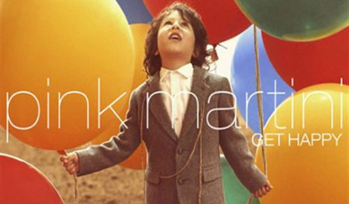 Pink Martini - Get Happy album cover (cropped)